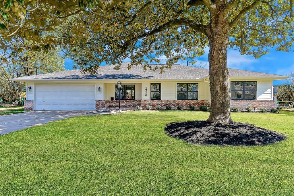 Welcome home to this beautifully remodeled home in Timber Creek! You will love this neighborhood with easy access to I10, neighborhood park, and zoned to Valley Oaks Elementary and Memorial HS (buyer to verify). This is a one of a kind home that was completely taken to the studs in 2019 and expanded with an 800 square foot addition. It includes all new electrical, PEX plumbing, new PVC underlab plumbing, new roof, new HVAC system (see documents for details), new water heater, new insulation, new low-e windows, and more! The kitchen is stunning with Quartzite countertops, a farmhouse sink, gas cooktop, double ovens, soft-close cabinets, and more. You will love to entertain with this exceptionally open layout. 3 beds plus a study/play room. Gorgeous gas fireplace with custom built-ins was added in this cozy living room. Original hardwoods refinished and matched throughout the new addition. HUGE LOT with over 13k square feet. Full sprinkler system/gutters. You can't miss this one!