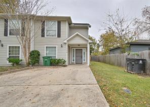 4121 mallow street b, houston, TX 77051
