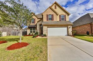 20614 Fertile Valley Lane, Richmond, TX 77407