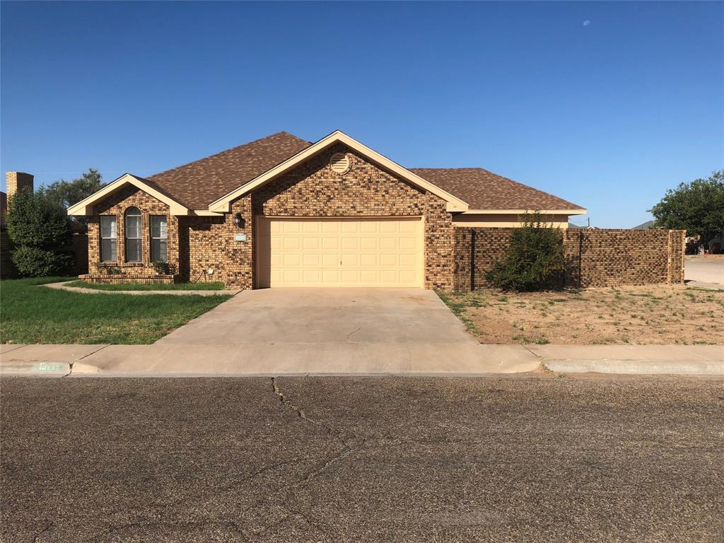 1315 N CAROL, Monahans, TX 79756
