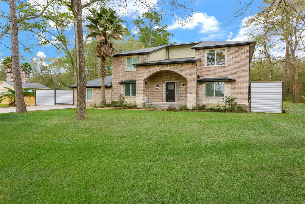 22006 Forest Glade Drive, Humble, TX 77338