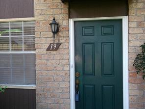1433 Cedar Post Lane #19, Houston, TX 77055