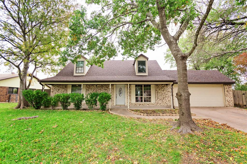 409 Keller Road, Temple, TX 76504
