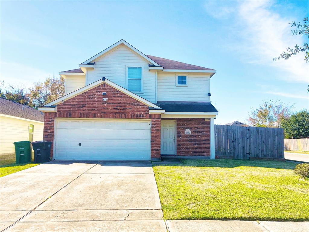 This Beautiful 2-story open floor plan home features 3 bedrooms 2.5 baths. This home is perfect for entertaining with a huge back yard and endless possibilities! Located on the corner of a quiet neighborhood, your family will love this home!