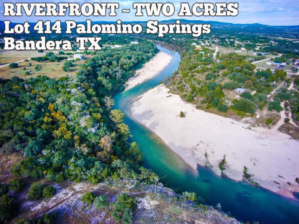 Lot 414 Palomino Springs, Bandera, TX 78003