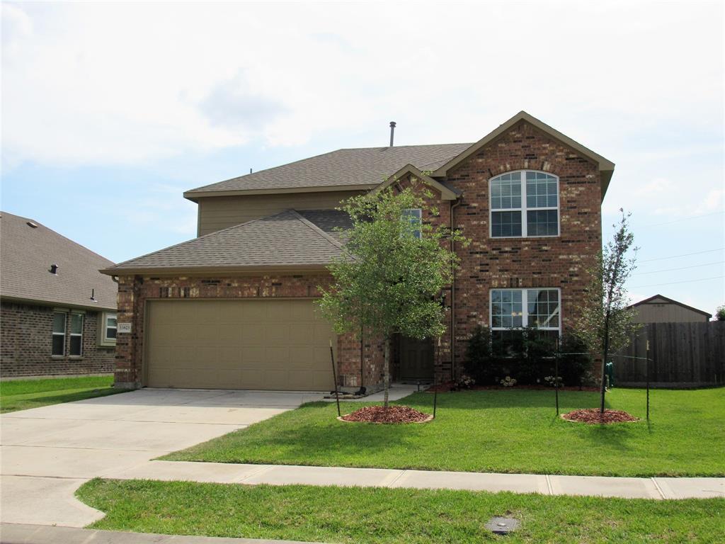 13823 Kodiak Brown Bear Street, Crosby, TX 77532