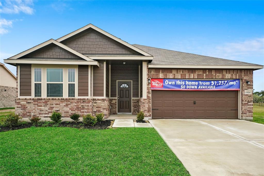 15501 ELIZABETH Drive, Beaumont, TX 77705