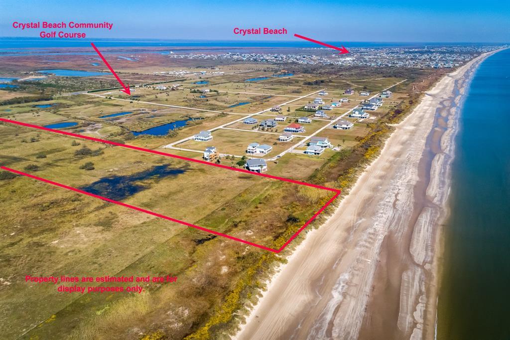00 Highway 87, Crystal Beach, TX 77650