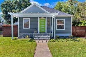 914 Joyce Street, Houston, TX 77009
