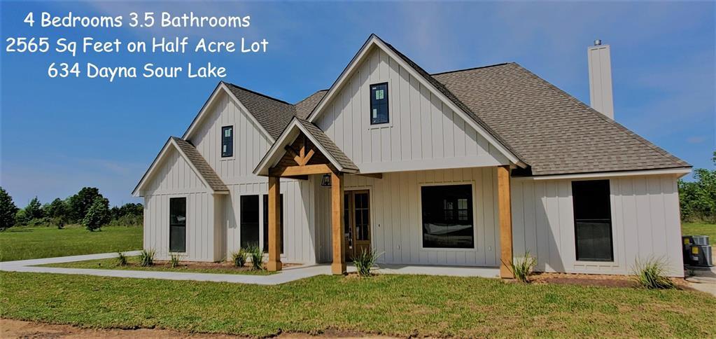 634 Dayna Lane, Sour Lake, TX 77659