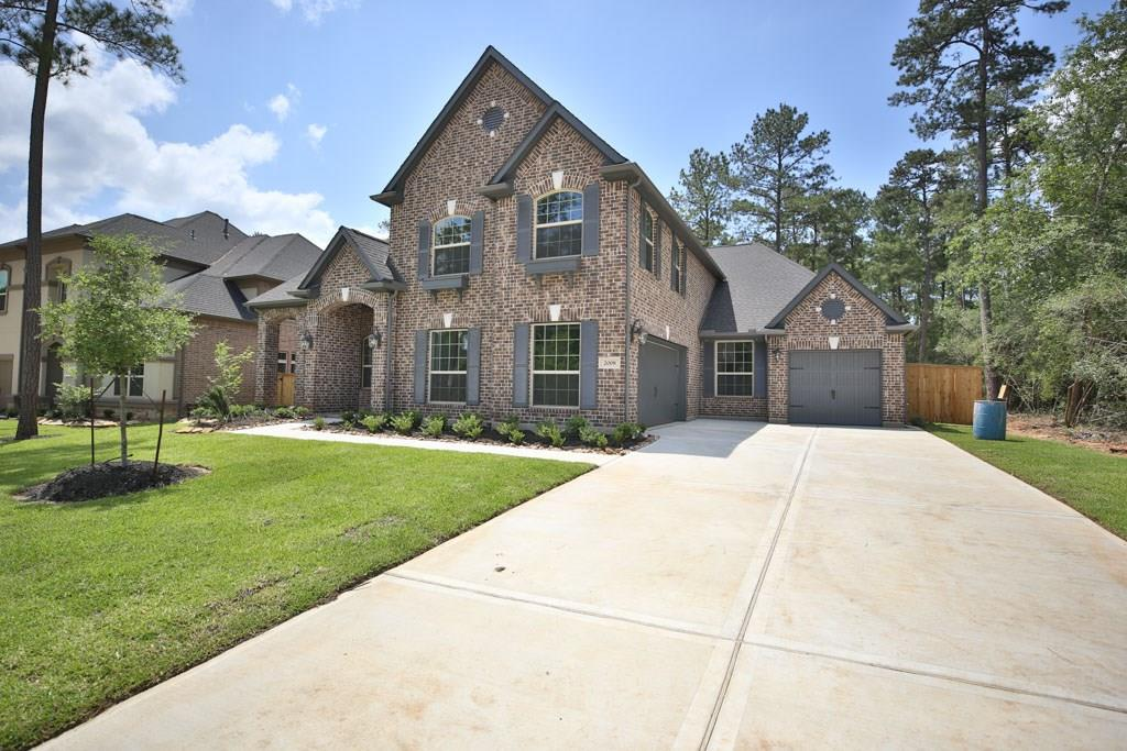 2008 Green Terrace Lane, Pinehurst, TX 77362