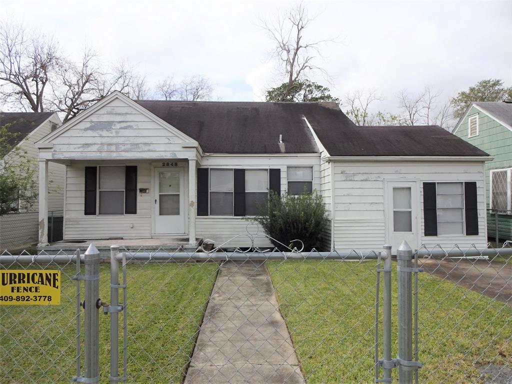 2848 Amarillo Street, Beaumont, TX 77701