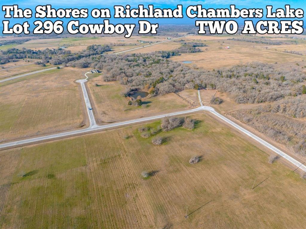 Lot 296 Cowboy, Corsicana, TX 75109