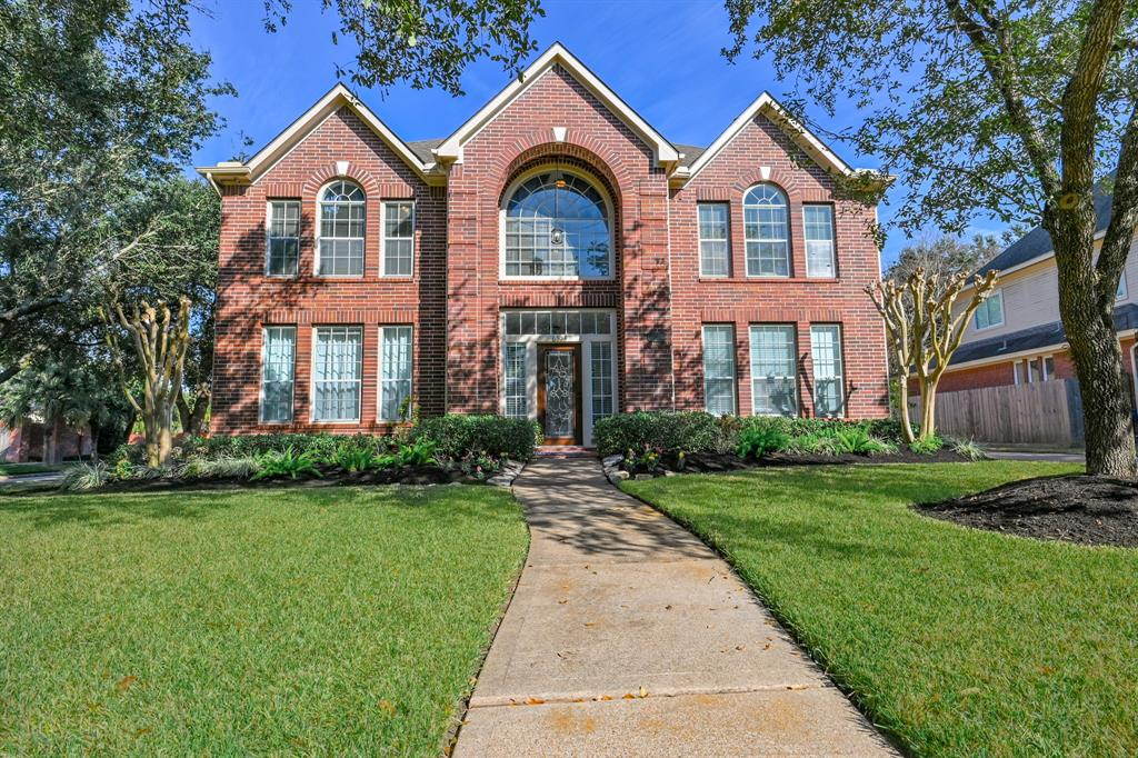 Welcome home to 6503 Lussier drive conveniently located near Grand Pkwy 99 & hwy 90 & Zoned to the Sought after FBISD Schools w/Walker Station, Sartartia & Austin High School! Featuring Over 3000 sqft of living space w/ 4 Bedrooms, 2 Full Baths & 1 Half Bathroom. Situated on a CORNER Lot w/close to 11,000 Sqft, this home is sure to please anyone. Starting from your own Private backyard Oasis w/a Sparkling Pool, Hot Tub, Oversized Covered Patio/Outdoor living Area to a Huge Driveway w/Detached Garage, Stunning All Brick Elevation, Gutter System, Sprinkler System & More! Interior is Upgraded w/ Tile/Wood Flooring, Spacious Study w/French doors, Formal Dining w/Elegant Chandelier & Chair Moldings, Island Kitchen w/SS Appliances, Spacious Family Room, Breakfast Area & More! Upstairs you will find the Texas Size Master w/Crown Moldings, Sitting/Flex Area w/ Built-in Bookshelf & Amazing Master Bath w/Jetted tub, Walk-in Shower & a Huge Closet. Spacious Secondary Bedrooms! No Back Neighbors!
