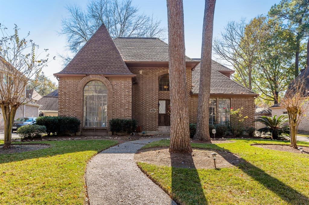 3811 Trappers Forest Drive, Houston, TX 77088