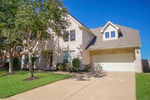 20806 Mansfield Bay Lane, Richmond, TX 77407