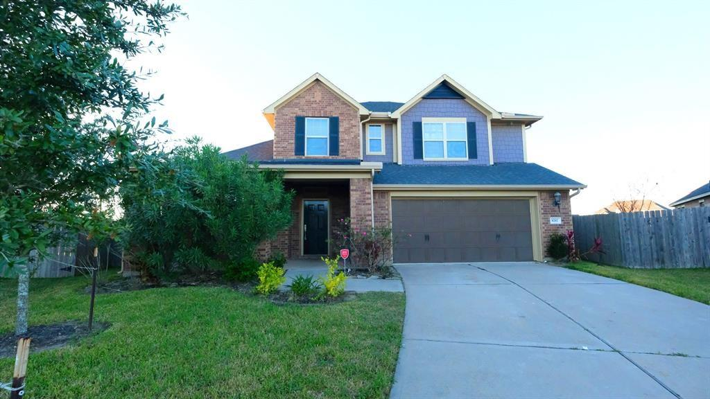 8202 Solitude Hill Lane, Richmond, TX 77407