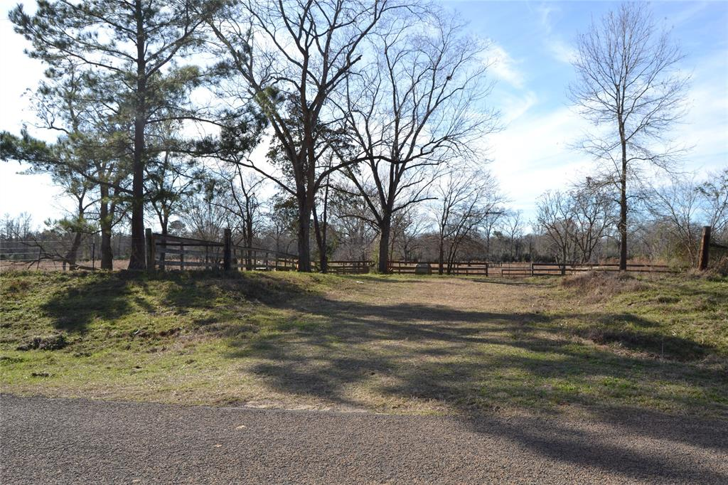 PERFECT HOME PLACE!   If you're looking for a great property perfect to put that new home in the Lovelady ISD, this is it! There are several great home-sites and nice pond. This property is mostly open with lots of road frontage on FM 1309 and is fenced and cross-fenced. Water is in place electricity is available. Bring your cattle or horses and see what this 31.234-acre tract can offer you!