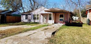 1418 Aubert, Houston, TX, 77017