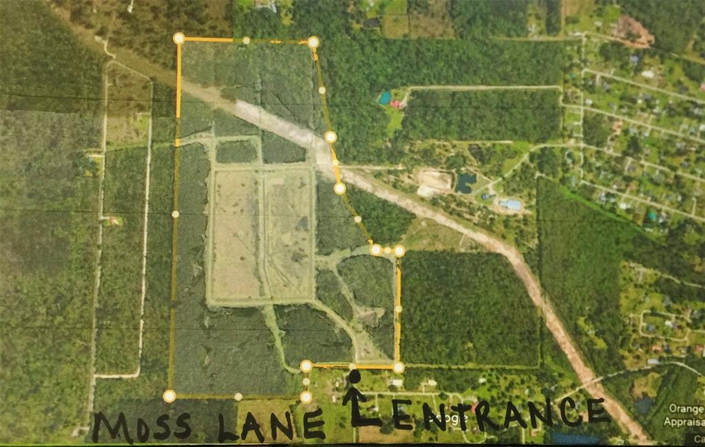 00 Moss Lane, Orange, TX 77632