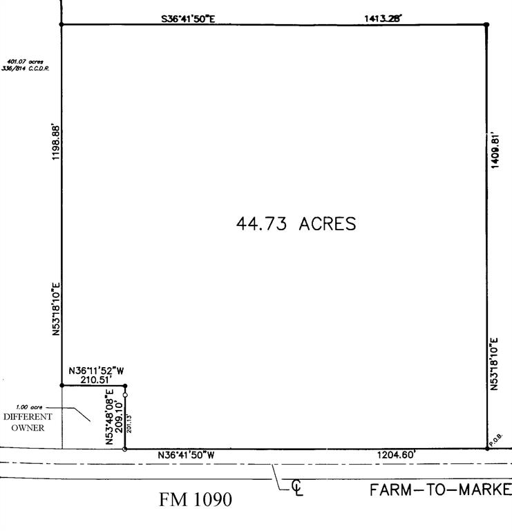 44.73 rural acres in Calhoun County would make any entrepreneur a great investment or development!!  This pleasingly rectangular shaped farm land is located on FM 1090 with a little over 1,200 linear feet of road frontage, and it nineties back a little over 1,400 linear feet.  Situated in the quaint Six Mile community, this property has a truly great location - it's just 6 minutes from Port Lavaca and 30 minutes to Victoria.  It is also a dream location for the avid bay fisher; it's located just 2 miles from a desirable boat ramp!  This property is truly a must see!!
