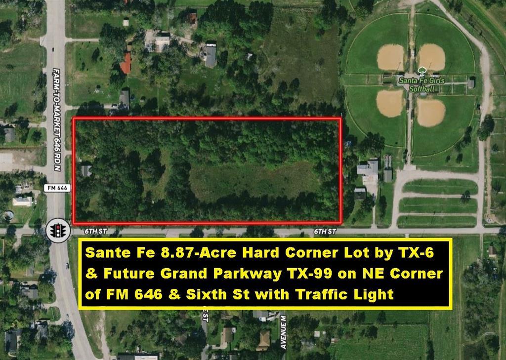 3933 Fm 646 Road, Santa Fe, TX 77510