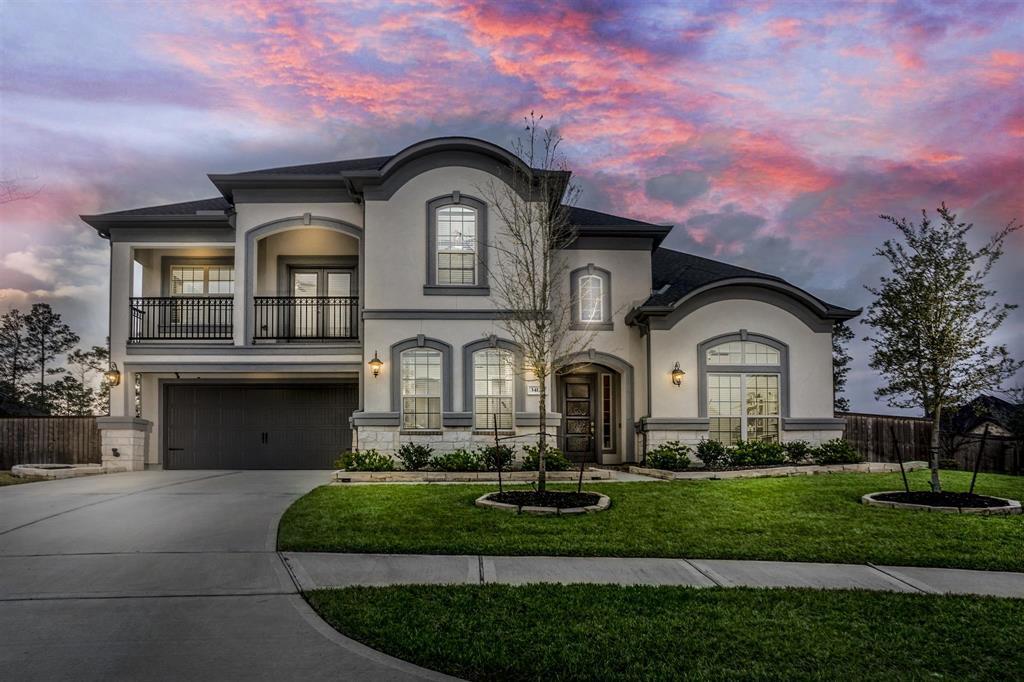 34126 Spicewood Ridge Lane, Pinehurst, TX 77362