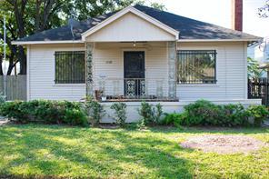 1520 Barbee, Houston, TX, 77004