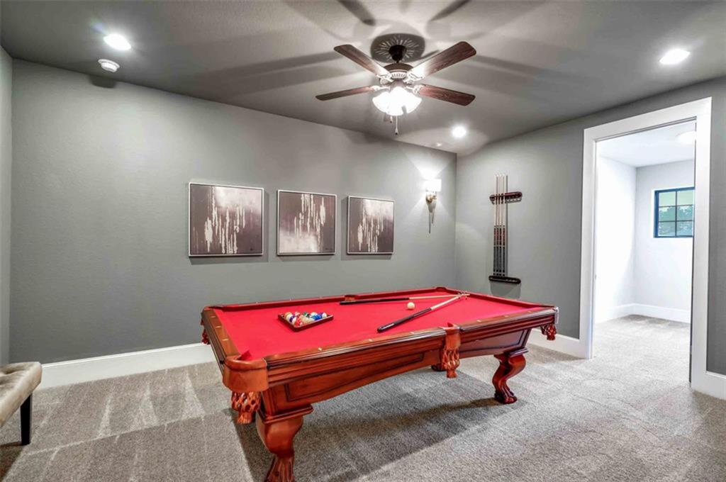 Option for Game Room Built by Royal Texan Homes