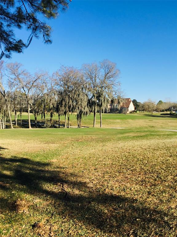 View Across 2 Fairways From the Homesite