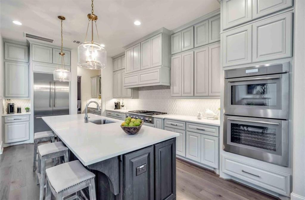 Option for Kitchen Built By Royal Texan Homes