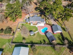 376 Creekridge Drive, Goodrich, TX 77335
