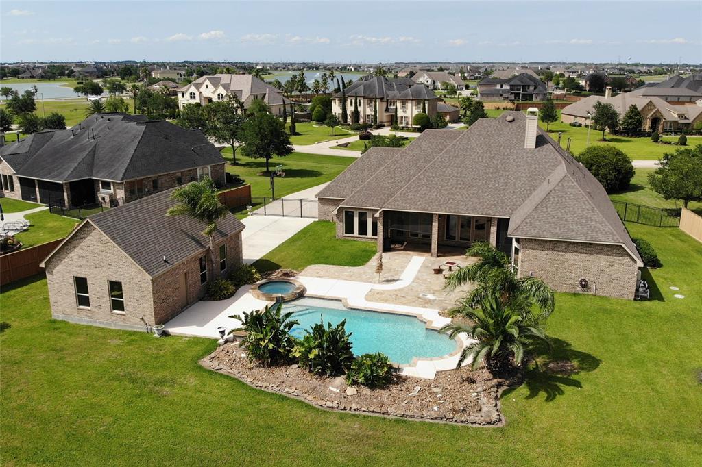 3941 Sunset Terrace Drive, League City, TX 77573
