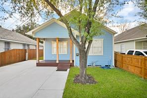 1809 Lewis, Houston, TX, 77009