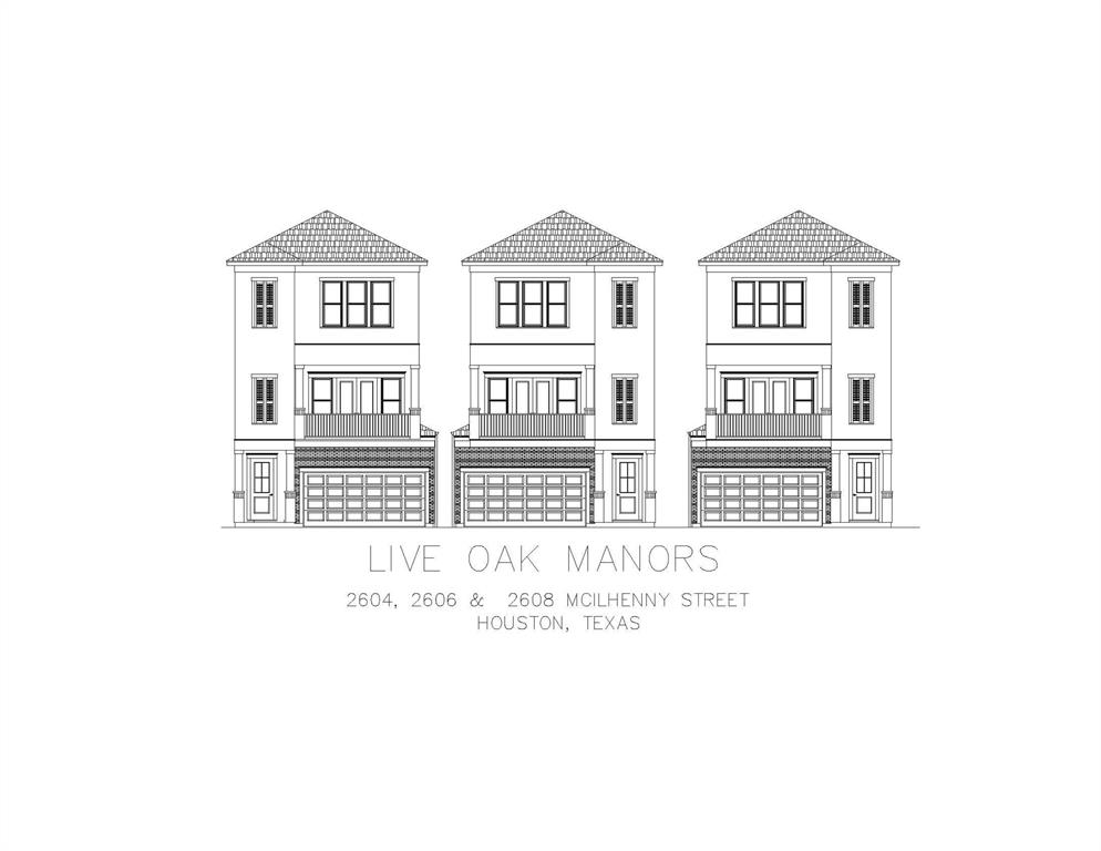 2606 McIlhenny Street, Houston, Texas 77004, 3 Bedrooms Bedrooms, 8 Rooms Rooms,3 BathroomsBathrooms,Single-family,For Sale,McIlhenny,93558497
