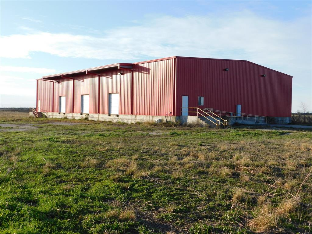 Unique property, being sold for less than what seller has in it! The total barn area is 10,000 sq feet, where 5,000 sq feet is refrigerated. Half of the refrigerated area is a cooler, designed to keep produce products and the other half is a freezer, that can reach sub-zero temperature of -30F. Both refrigerators do not have door guides on the entrance ground of the doors for the easy access by forklifts and pallet jacks.