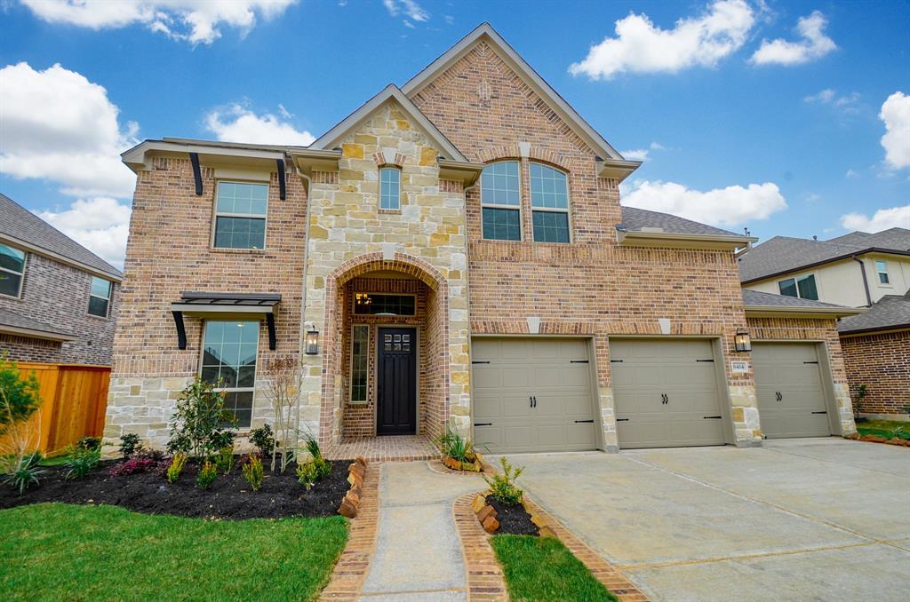 6414 Elrington Heights Lane, Katy, TX 77449