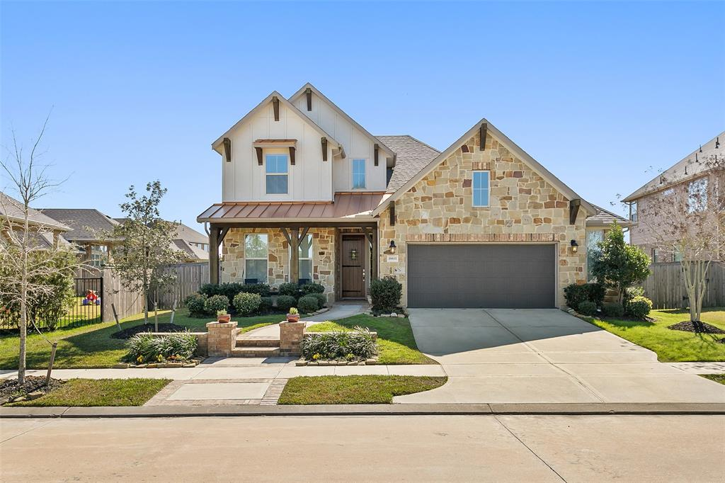 18611 Navarro Branch Drive, Cypress, TX 77433