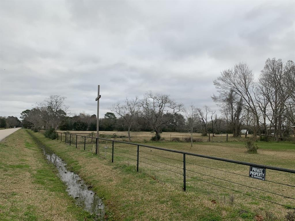 WOW!!! 4 Acres for sale in Crosby!!! 620 feet of road frontage, mature trees surrounding the property, stall barn in great condition, property fully fenced and cross fenced, pond, and much more!! Please do not enter the home. All showings must be accompanied by agent.
