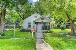1607 Sylvester, Houston, TX, 77009