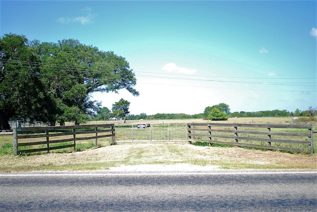 Prime location in Frelsburg, TX.  Perfect for many uses!  Bring your cattle or horses, as this one is Net Wire fenced, cross fenced and has power and a water well already in place.  Improved Grasses and mature Pecan Tree groves too!  Build your country home for full time use or as a weekend escape from the hustle and bustle of City life.  This tract would also be great for a commercial venture.  Your Choice!  Note: This property is NOT located in the flood Plain. Conveniently located approximately a 45 minute drive from West Houston, making this one a nice easy, traffic free commute back to the City.