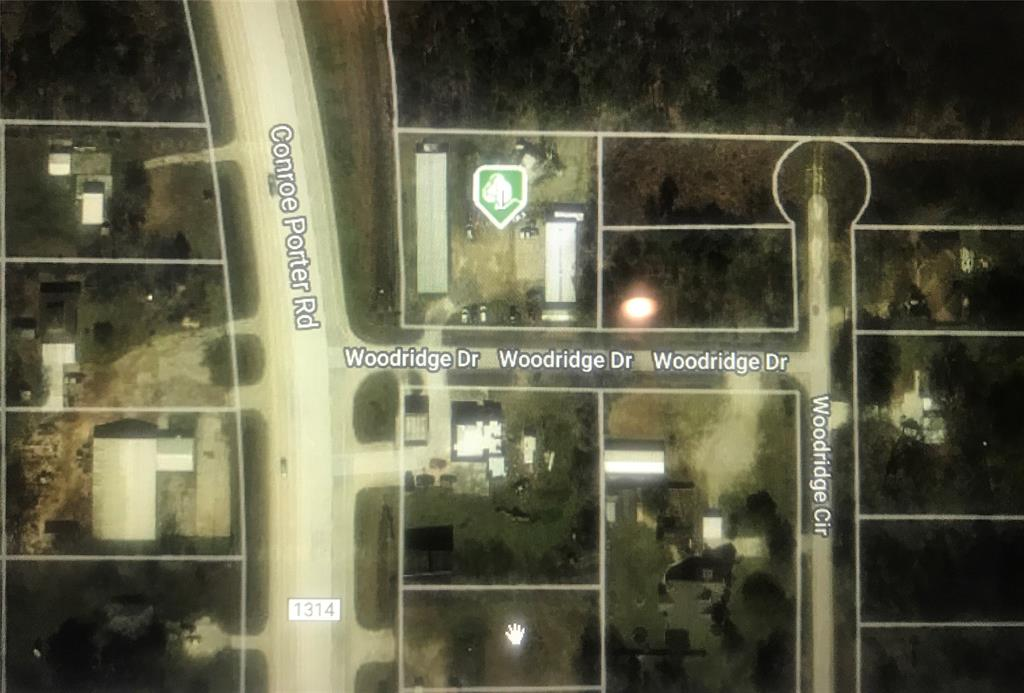 Awesome Opportunity to enjoy a Live/Work lifestyle !! OWN your own Business in a BOOMING growth area with the ability to enhance or expand! 200' ft of road frontage on FM 1314- offers outstanding advertising ability- (as well as convenient access) Property has a 2400 sq. ft  Metal building/ Auto workshop w/3 bays and overhead roll-up doors-Shop has separate warehouse storage space above office. Separate 720 sq ft - air-conditioned office with full bathroom (tub/shower and separate shower stall) and a full kitchen! Current Tenant occupying Lease until (2/1/2021). 4200 sq. ft (28 units) Private storage facilities (24) are currently leased transfer w/sale of property! Improved area is fully fenced with an automatic driveway gate and abundant open area for parking or additional storage on lot (graveled). Property has adjacent 1/2 acre un-improved lot at the rear that backs into quiet residential neighborhood. NO RESTRICTIONS -EXPAND your business or build your DREAM home and MANAGE it ALL!