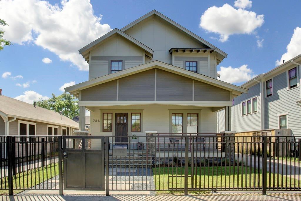 726 E 7th 1/2 Street, Houston, TX 77007