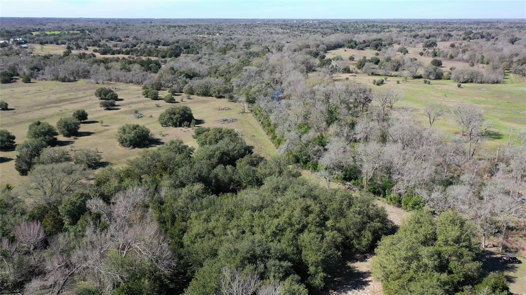 It's hard to find 116.14 acres only 2 miles from Round Top! The possibilities are endless – your forever home or an investment for the future are a few. Explore and enjoy the fish and wildlife on Cummins Creek. There is a gentle roll to the property with an elevation variance of 60' from top to bottom. Electricity is on the property and agricultural exemption is in place. With love and imagination this one can be a showplace. Let us show you what life in the country is all about!