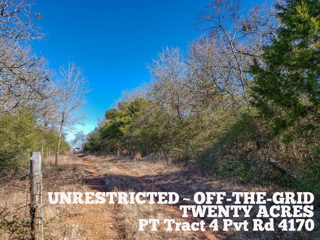 PT Tract 4 Pvt Rd 4170, Marquez, TX 77865