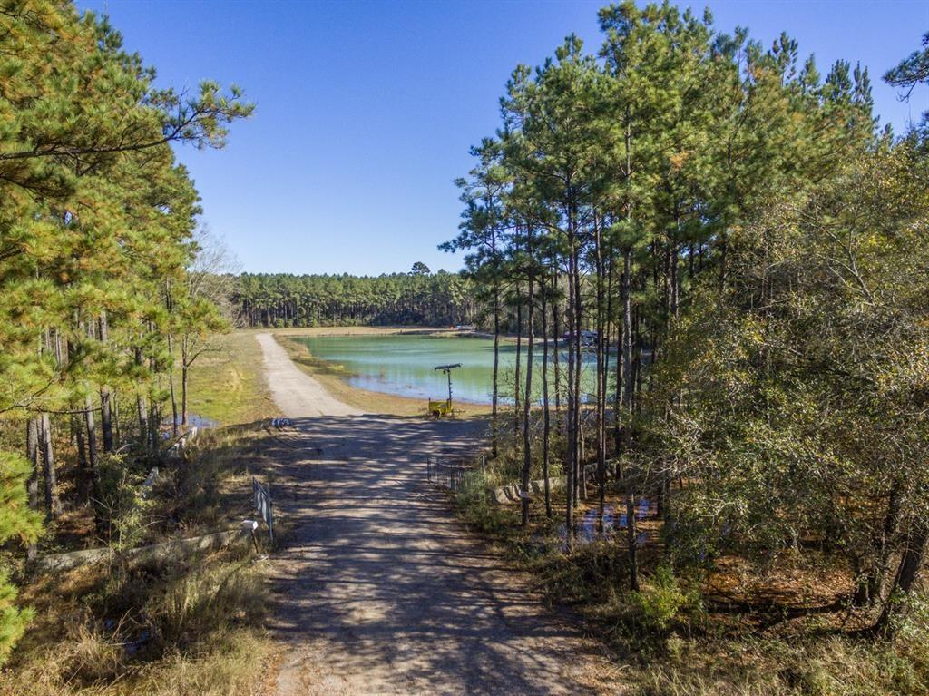 Escape the hustle of the city & retreat to your secluded 20 ACRES of land. Still close enough for quick access to Hwy. 59 and needed conveniences, yet nestled enough away to enjoy the peaceful sounds of nature. This property is fully surrounded by softwood timber that adds extra privacy. Hunt on your own land or grab a fishing pole & enjoy the stocked ponds. Admire the beautiful starry nights. This property is ready for you to build your dream home or weekend retreat and offers 2 home sites, 2 wells and has electricity available. A multitude of opportunities can be seen here! Call and schedule your private tour today!!