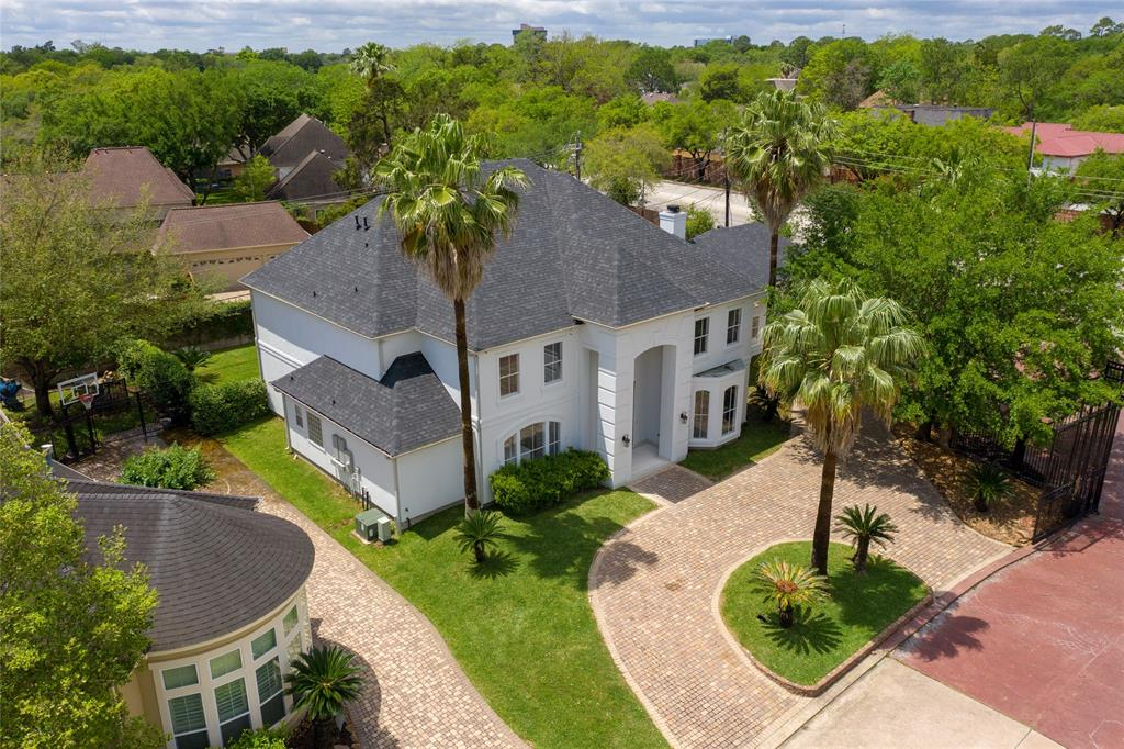 Welcome to this stately home in coveted and private Marywood Chase, a gated community. Designed for entertaining, blended with comfortable living, this house has it all including 5 total bedrooms. Enjoy summer days cooking in the expansive chef's dream kitchen complete with GE Monogram appliances and SubZero fridge, and dining out by the pool under the veranda. When you see the closets you're going to die. The kitchen and closets all have the highest end custom cabinetry. Nothing like it in the entire energy corridor. Remodeled by Dorsey Custom Homes, a high end luxury custom home builder, this property is stunning. This neighborhood has been completely rejuvenated since Harvey and only flooded due to the dam release. You'll have to see this one to believe it!