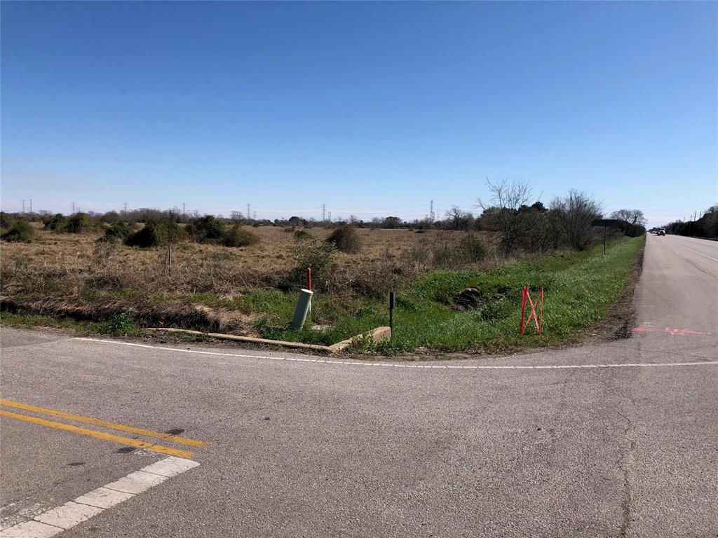 This area is a hot spot for investors and near future development.  Hard corner on Hwy 36! Unrestricted.  Needville ISD.  South of the FM 2218 and Spur 10 interchange - well located for traffic heading toward Hwy 59 / I-69. Hwy 36 is a major artery for commercial traffic from Freeport. Well located for many uses.  The Highway 36 expansion is beginning! which will increase the Traffic on Hwy 36 considerably. Highway 36A, initiating in Freeport with access to the Port of Freeport, is a major transportation corridor from the Port which runs through Fort Bend County. Ranked 26th in the US in foreign tonnage and 40 miles from the heart of Fort Bend County, the Port of Freeport, with its deep water access and connection to rail services and Highway 36 which runs through Fort Bend County, is a major entryway for large vessels moving goods in and out of the United States.