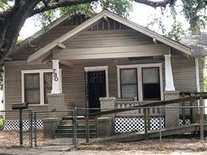 730 Bayland Avenue, Houston, TX 77009