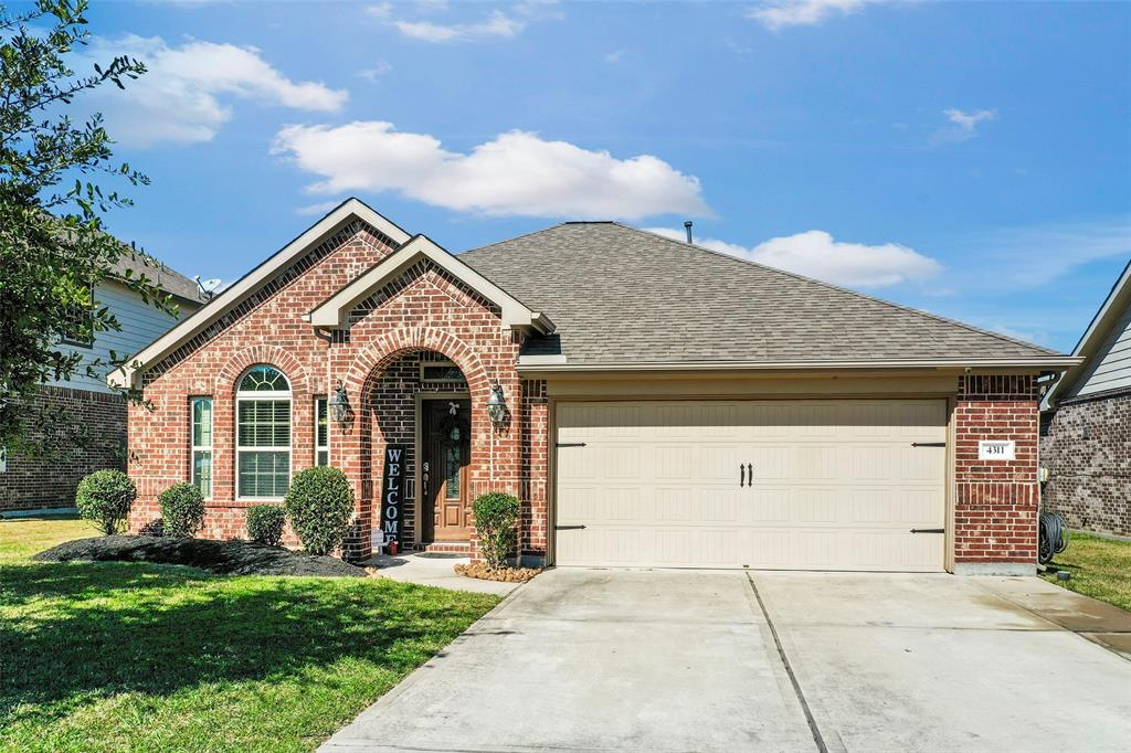 4311 Juniper Bay Lane, Baytown, Texas 77521, 3 Bedrooms Bedrooms, 5 Rooms Rooms,2 BathroomsBathrooms,Single-family,For Sale,Juniper Bay Lane,85127152